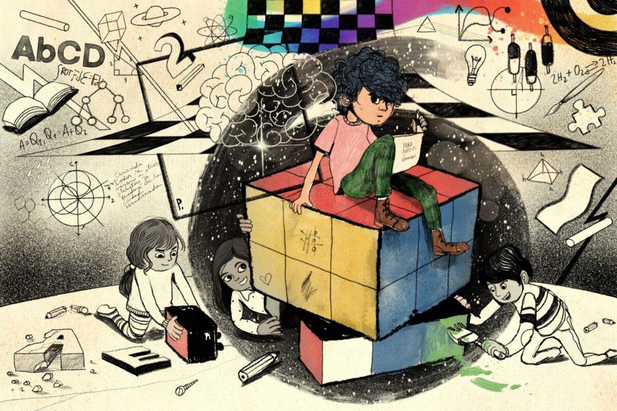 """""""No hay cómo adaptarse a un sistema que te ignora"""": La riesgosa invisibilidad de los estudiantes superdotados"""